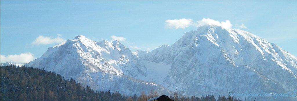 Bergvilla Helika Ausblick