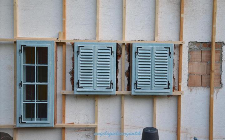 Fassadendämmung Unterkonstruktion