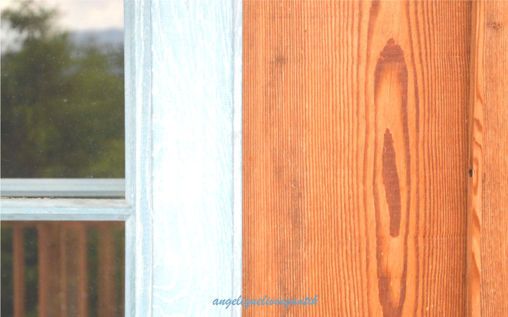 hinterlüftete Holzfassade aus Lärche