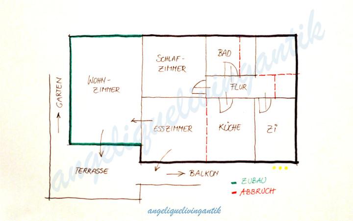 Grundrissplanung